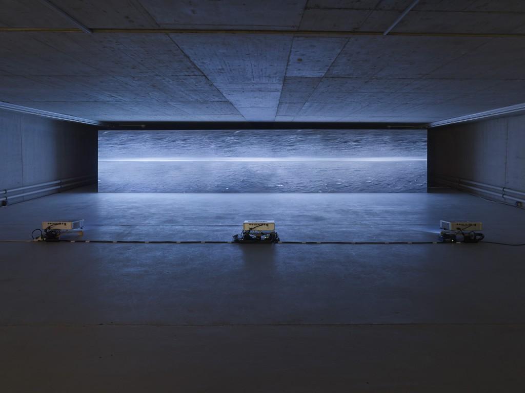 Ausstellungsansicht, Terra Incognita, K.I.T., Düsseldorf